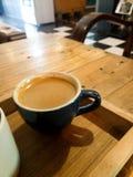 背景咖啡杯浓咖啡查出的路径白色 免版税图库摄影