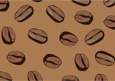 背景咖啡 免版税库存图片