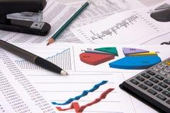 背景商业 免版税库存图片