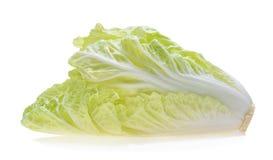 背景圆白菜中国白色 库存图片