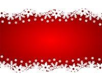 背景圣诞灯魔术红色 库存图片