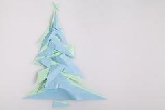 背景圣诞节例证纸张红色结构树 图库摄影