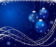 背景圣诞节向量 库存例证