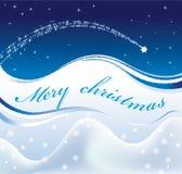 背景圣诞节大卫星形 库存照片