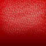 背景圣诞节红色 eps10开花橙色模式缝制的rac ric缝的镶边修整向量墙纸黄色 库存例证