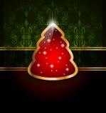 背景圣诞节经典之作问候 图库摄影