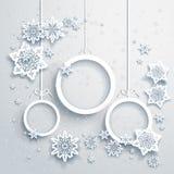 背景圣诞节装饰例证向量 向量例证