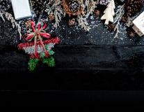 背景圣诞节计算机生成的愉快的图象快活的新的向量年 库存照片
