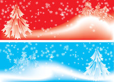背景圣诞节雪花向量 图库摄影