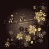 背景圣诞节魔术 免版税图库摄影