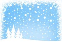 背景圣诞节 皇族释放例证