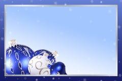 背景圣诞节 图库摄影