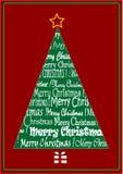背景圣诞节 库存图片