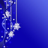 背景圣诞节 免版税库存图片