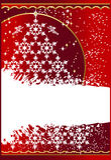 背景圣诞节grunge 库存照片