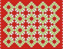 背景地毯模式 库存图片
