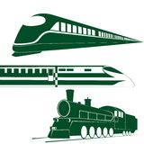 背景地球高铁路速度培训运输 皇族释放例证