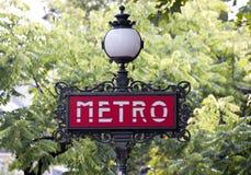 背景地铁巴黎符号结构树 库存图片