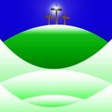 背景复活节 库存图片