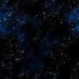 背景外层空间星形 免版税库存照片