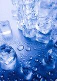 背景多维数据集冰 库存照片