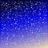 背景夜空 库存图片