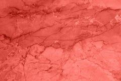 背景大理石纹理墓碑 年的居住的珊瑚颜色2019年 向量例证