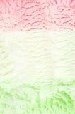 背景奶油色冰 免版税库存照片