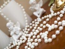 背景婚礼 免版税图库摄影