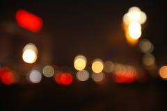 背景字符串色的光 图库摄影