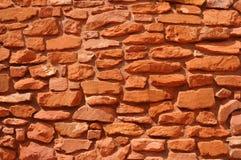 背景岩石墙壁 图库摄影
