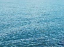 背景峡湾光芒海运星期日 库存照片