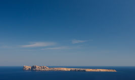 背景峡湾光芒海运星期日 库存图片
