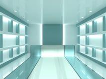 背景市场界面存储 库存照片