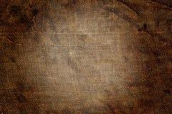 背景布料老大袋 免版税图库摄影