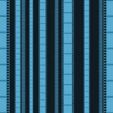 背景影片喂例证电影解决方法主街上主题 免版税库存照片