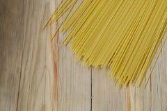 背景意大利面食原始的纹理木头 免版税库存照片