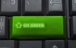 背景按钮掉了绿色关键董事会 库存图片