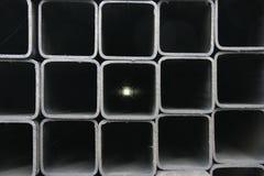 背景放光行业正方形 免版税库存图片