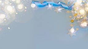背景新年度 免版税库存照片