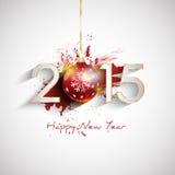 背景新年好 库存照片