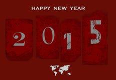背景新年度 库存照片