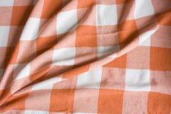 背景方形tablecloth 库存照片