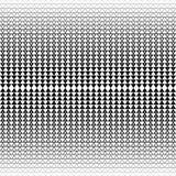 背景无缝的向量 抽象多角形黑白图表三角样式 库存图片