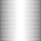 背景无缝的向量 抽象多角形黑白图表三角样式 免版税库存照片