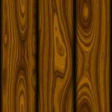背景无缝的木头 库存图片