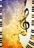 背景是能使用的不同的例证音乐目的 向量例证