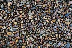 背景有启发性岩石向星期日扔石头 库存照片