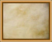 背景构成木的羊皮纸 库存照片