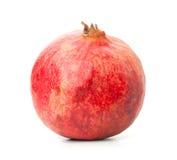 背景果子查出的石榴红色白色 库存图片